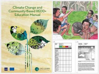 Climate Change and Community-Based REDD+ Education Manual