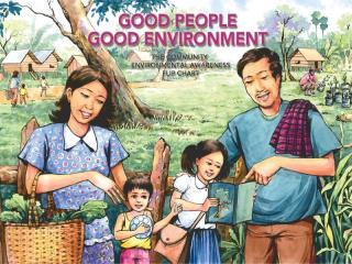 Cover page for the document 'Good People, Good Environment'